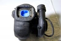 coated turbocharger
